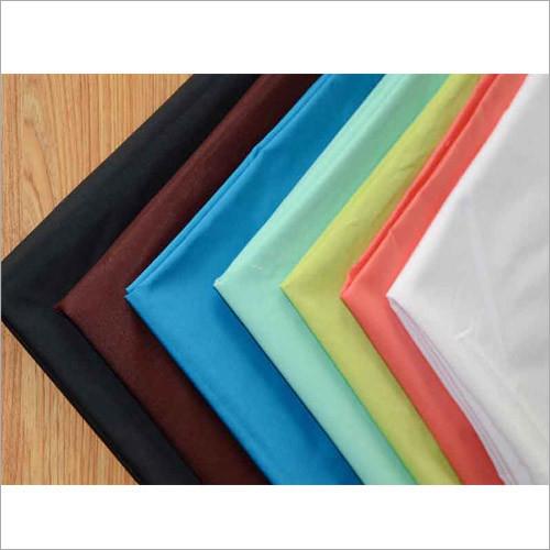 Dyed Cotton Poplin Fabric