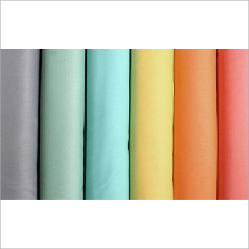 Plain Dyed Cambric Fabric