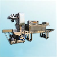 Automatic Pet Bottle Shrink Wrapping Machine