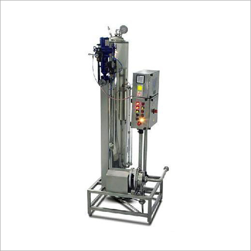 Soda Water Plant Carbonator