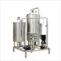 Automatic Soda Water Plant Carbonator