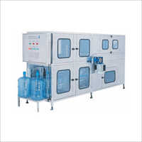 20 Ltr Jar Filling And Capping Machine
