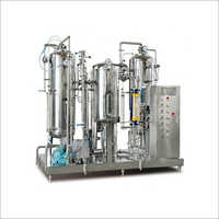 Automatic Carbonator Beverage Mixer