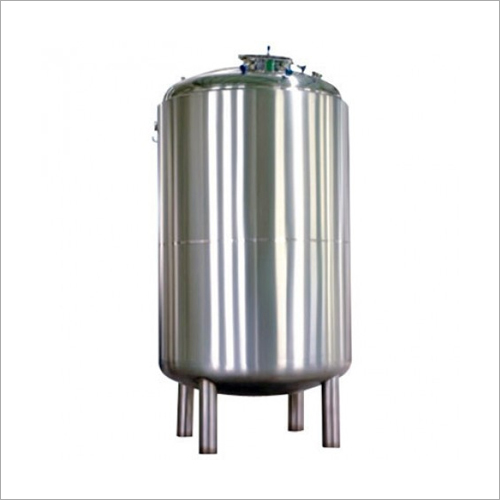 Fully Fabricated Stainless Steel Tank