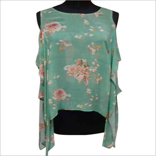 Ladies Sleeveless Fashionable Top