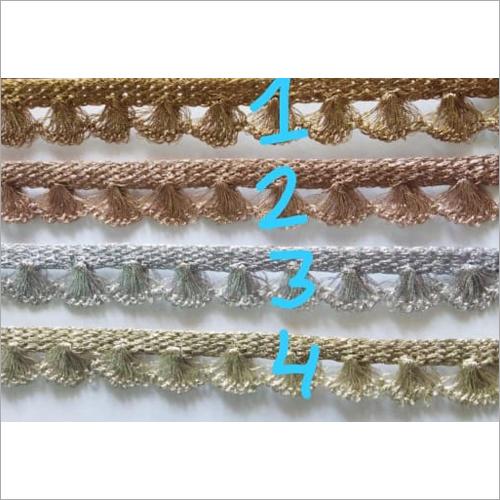 Embroidery Fancy Zari Lace
