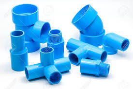 CPVC Plastic Pipe Fittings