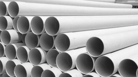Heavy Pressure PVC Pipes