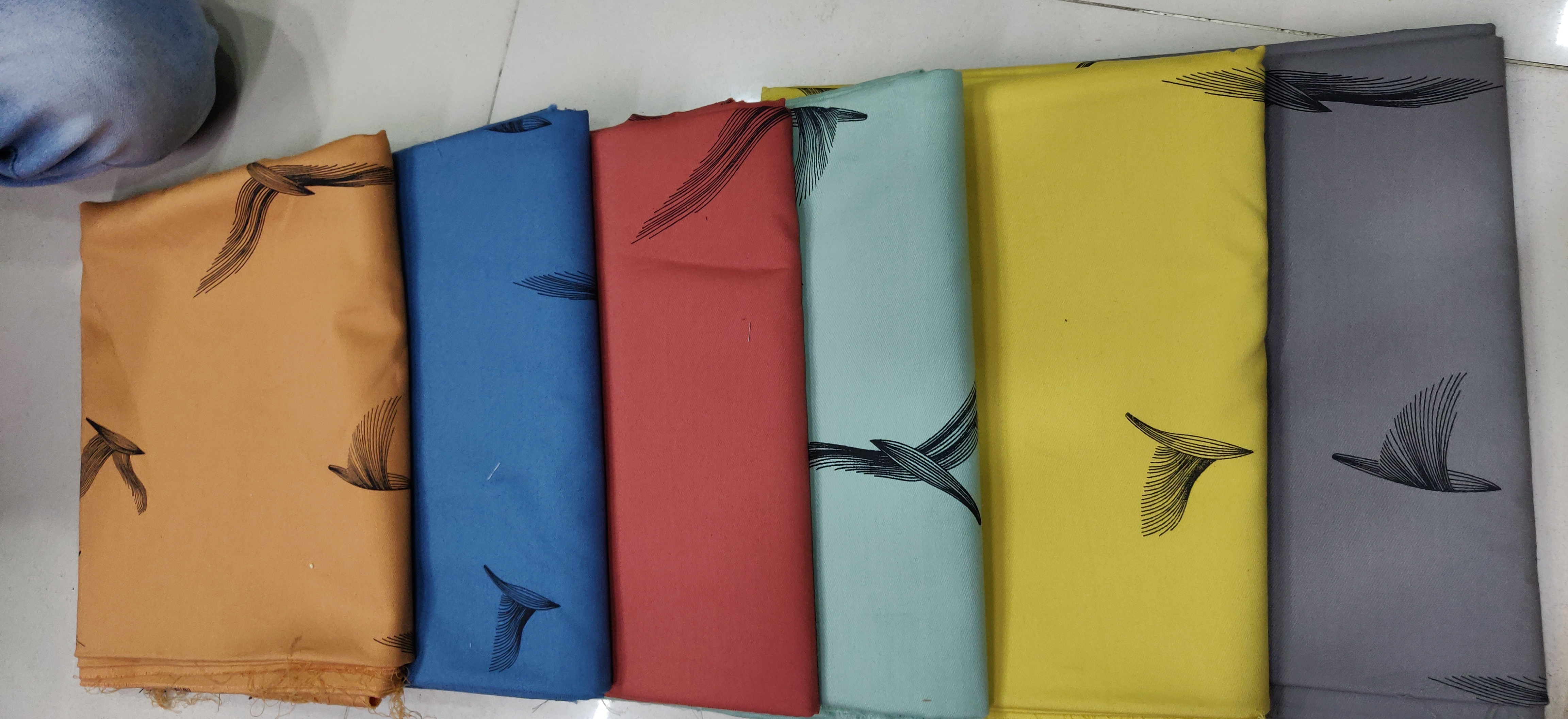 Imported Printed Fabric