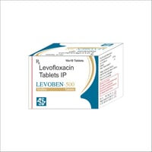 Levoben-500 Tablets