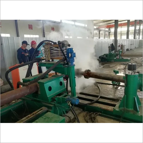 INDUCTION BENDING OF PIPE AND TUBE MACHINE