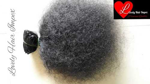 African Curly Hair
