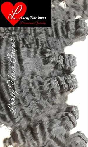 Indian Natural Wavy Human Hair