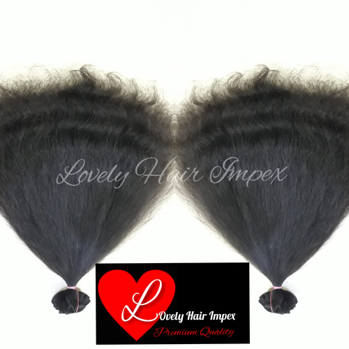 Black Remy Weft Hair