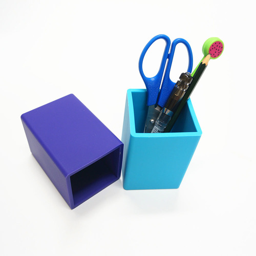 Silicone pen stand