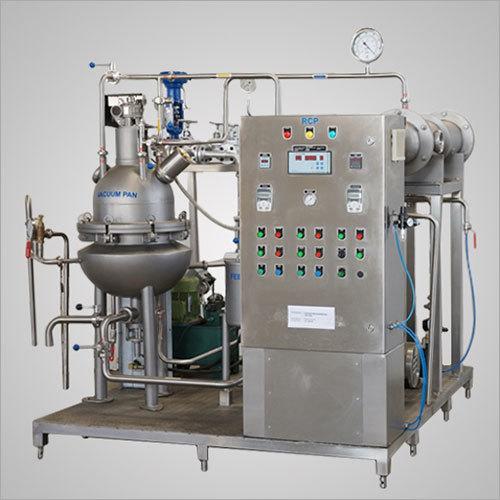 Vacuum Pan-Evaporator