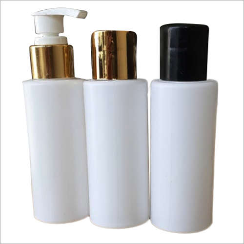 Plastic Cosmetic Bottles