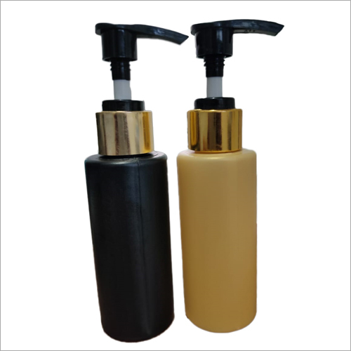 100 ml Plastic Bottle With Dispenser Pump