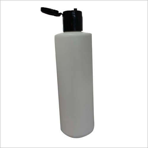 Plastic Body Lotion Bottle With Flip Top Cap