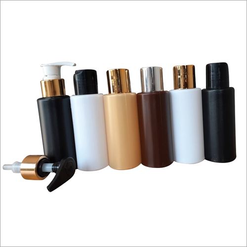 Liquid Cosmetic Plastic Bottle