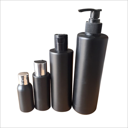 Customized Size Plastic Shampoo Bottles
