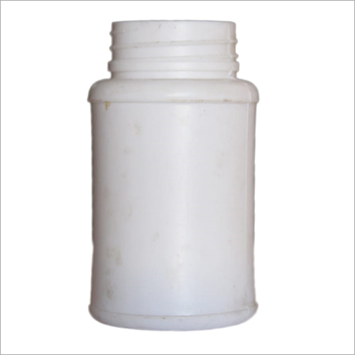Plastic Medicine Tablet Bottle