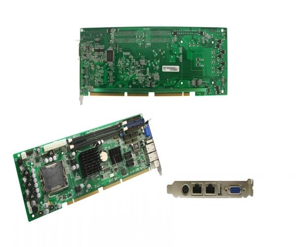 PICMG 1.0  Industrial Motherboard