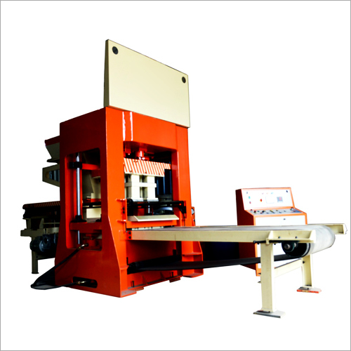 8 Per Stroke Fly Ash Brick Machine