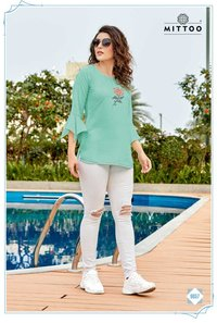 Pure Viscose Top