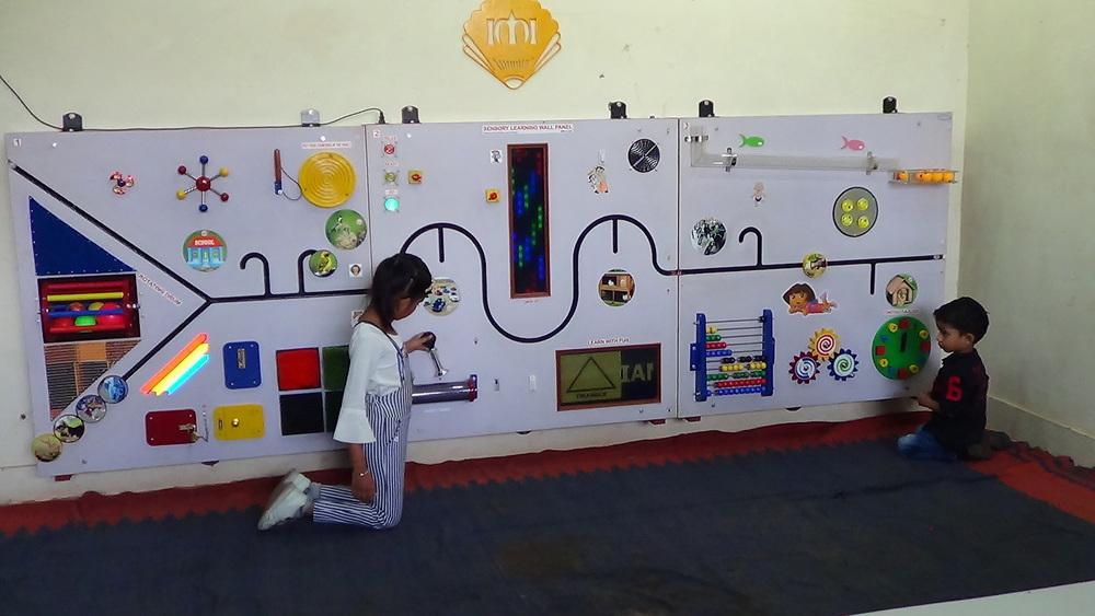 IMI-1342 Sensory Learning Wall Panels