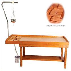 IMI 2248 Massage Cum Sirodhara Table
