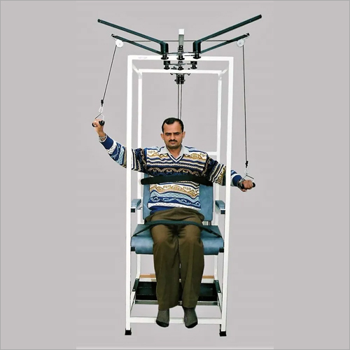 IMI-2794 MULTI EXERCISE THERAPY CHAIR.