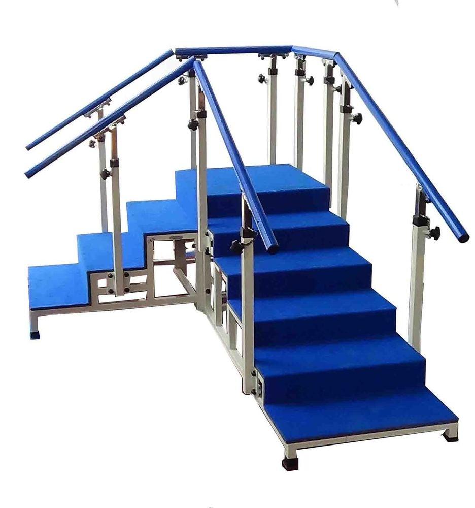 IMI-2951 Exercise Staircase, Corner Type, 60 cm Wide.