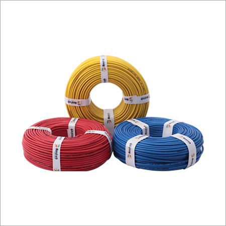 NESKEB ZHFR PVC Insulated Single Core Wire