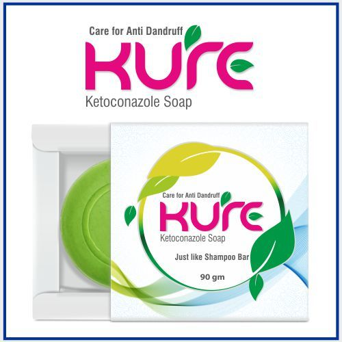 Care for Anti Dandruff  + Ketoconazole Shampoo Bar