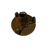 Construction Formwork Two Wing Anchor Nut/Tie Rod Wing Nut