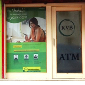 Bank Sign Board