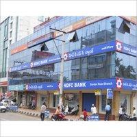 Bank Sign Board