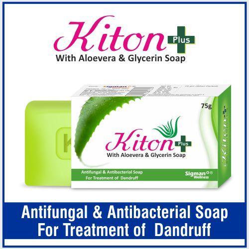 Antifungal & Antibacterial soap for Treatment of Dandruff