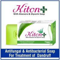 Antifungal & Antibacterial soap for Treatment of Dandruff