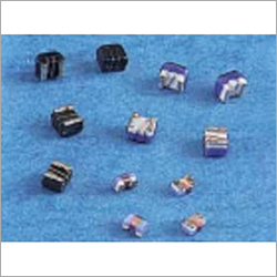 High Frequency Wound Chip Inductors