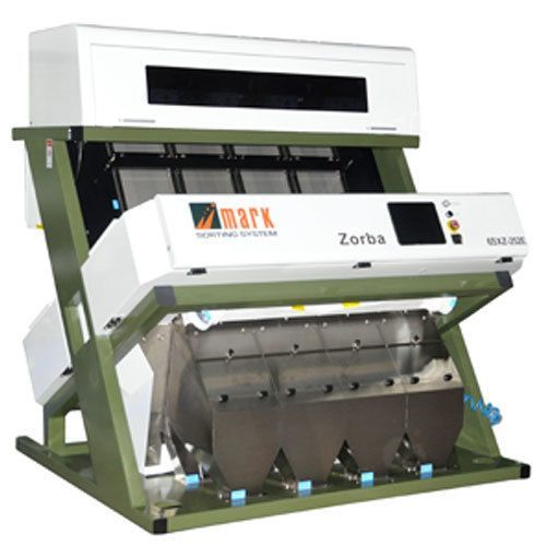 Zorba Series 4 Chute Rice Color Sorting Machine