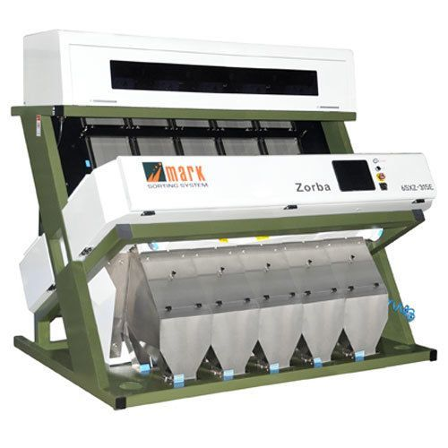 Zorba Series 5 Chute Rice Color Sorting Machine