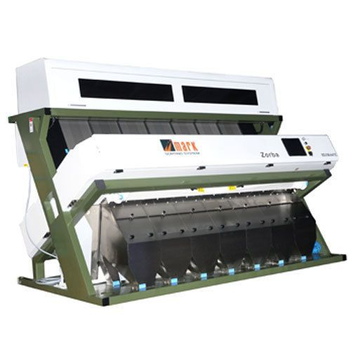 Zorba Series 7 Chute Rice Color Sorting Machine