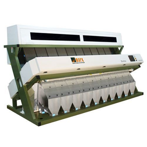 Zorba Series 10 Chute Rice Color Sorting Machine