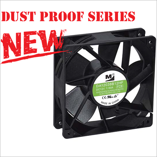 120x120x38 MM Dust Proof DC Brushless Fan