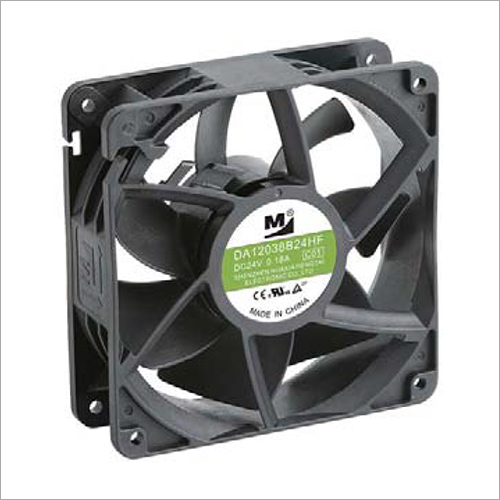 120x120x38 MM Plastic DC Brushless Fan