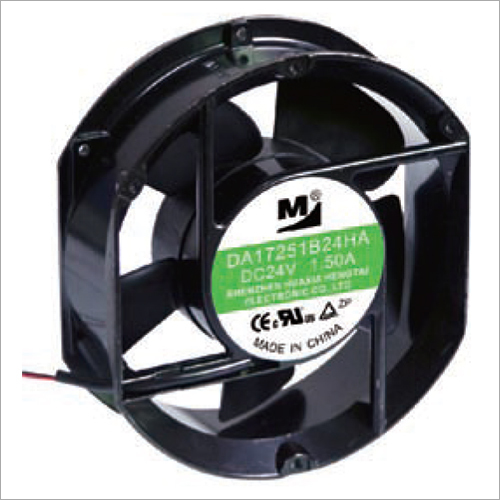 172x152x51 MM Plastic DC Brushless Fan