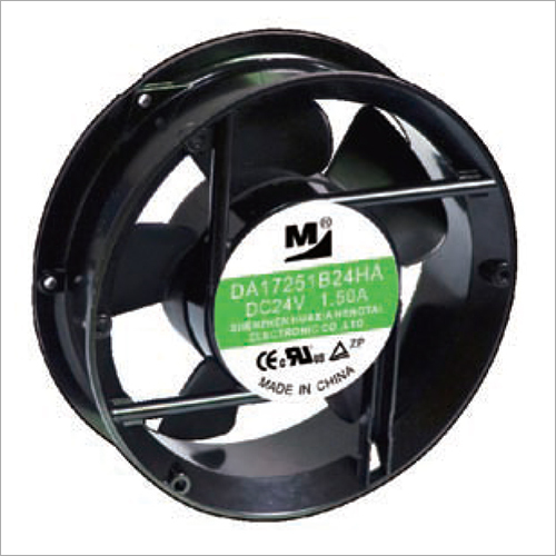 172x51 MM DC Brushless Fan