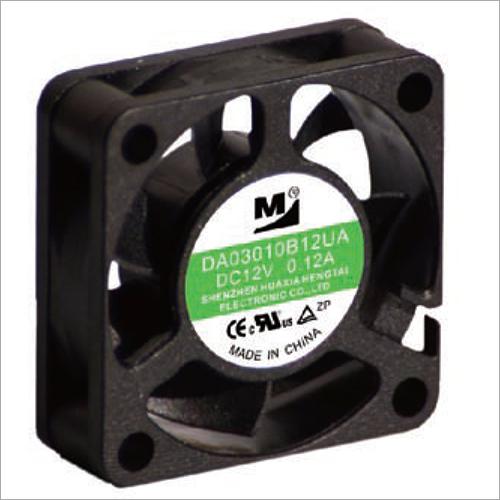 30x30x10 MM Plastic DC Brushless Fan